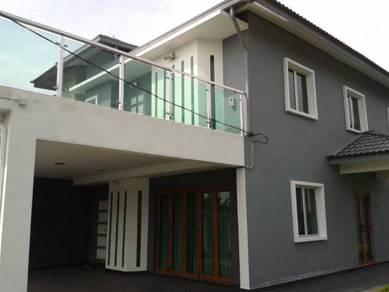 Must view 2sty corner house at Seremban Lorong Muafakat brand New
