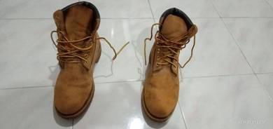 Boot High cut timberland size 8uk original