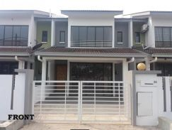 New Refurbished Double story taman selayang indah