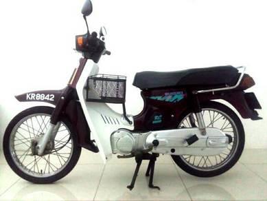 Suzuki RC80