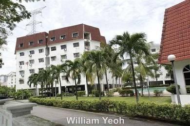 Teratai Mewah Condominium, Freehold, Setapak, for sale
