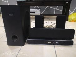 Dvd home theater system PHILIPS