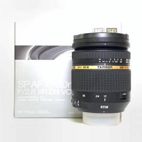 Tamron 17-50mm F2.8 XR Di II VC (Nikon) 98% New