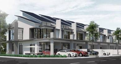 NEW Double Storey Terrace Located At Kuantan Town Centre For Sale