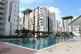 Corner Lot Seri Mutiara Apartment
