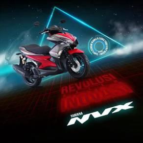 Yamaha NVX 155 / SCOOTER 155