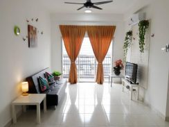 Must View BSP 21 Condo High Floor Fully Furnished 4R2B