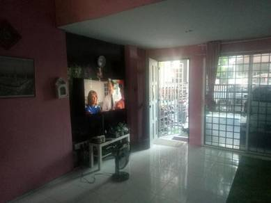 Booking 1K Double Storey Taman Mulia Jaya
