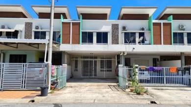 Taman Mawar Sungai Wang Terrace Intermediate For Sale ( Kinarut )