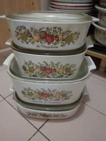 Vintage corning ware rare