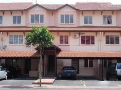 Tampoi Indah Villa Ros Townhouse Ground Floor CAN FULL LOAN