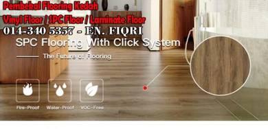 LantaiModen vinyl flooring, spc laminate Utara BP