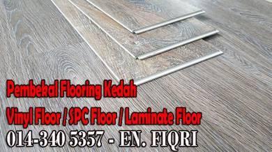 Lantai cantik, laminated floor, vinyl SPC