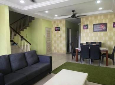 2 storey Bandar Seri Coafields FREEHOLD