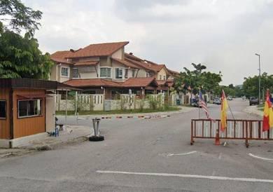 Freehold Terrace House in Denai Alam, Shah Alam, Selangor