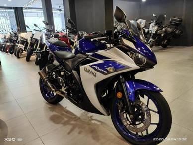 2015 Yamaha R25