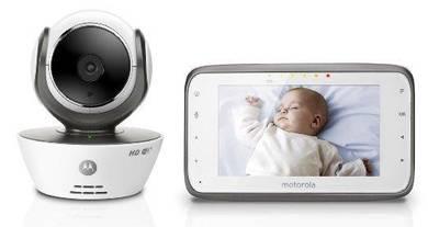 MOTOROLA MBP854 - Dual Mode Baby Monitor