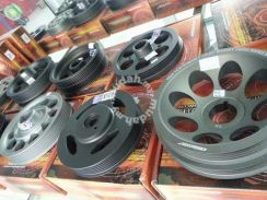 Arospeed crank pulley lancer gt forte campro myvi