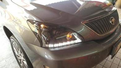 Toyota harrier 04 to 07 projector head MAX 8