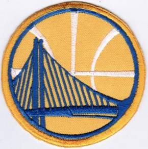 NBA Golden State Warriors Cap #Y Basketball Patch