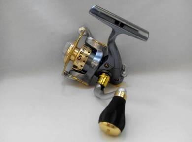 Tica Cetus SS 500 Fishing Ultra Light Reel Pancing