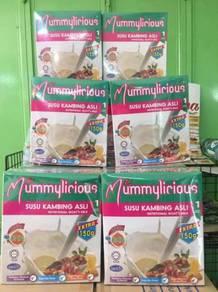 Susu kambing mummylicious