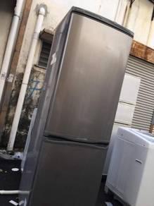 2 doors fridge Peti Sejuk Samsung Ais Refrigerator