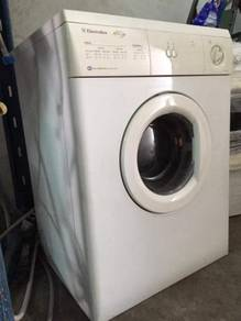 Electrolux dryer machine automatic recondition
