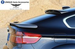 BMW X6 Hamann Glass Spoiler (ABS material) + Paint