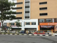 Larkin Idaman Shot Lot (Ground floor)