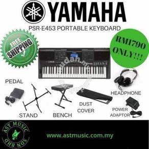 Keyboard Yamaha PSR 453 psr-e453 PSR E453