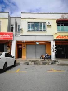 Double Storey Shop lot in Taman Bachang Baru