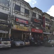 3 Storey Shop Lot, Bandar Sungai Long
