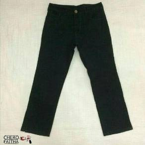 Top valu black ankle pants lady   29 [JL25]