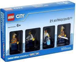Lego Bricktober 2017 set 3 City CMF 5004940