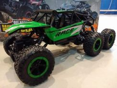 RC 6WD Crawler