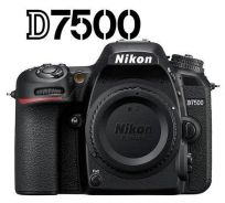 NEW Nikon D7500 Body Digital SLR Camera