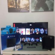 Sony PS4 set With Samsung Smart TV 40 inch