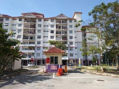 Murah Apartment Kelompok Rajawali, Blok A, Tkt 6, Seksyen 9, B.B.Bangi