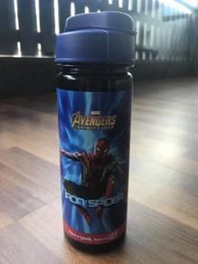 Iron Spider Avengers Water Tumbler