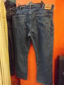 Seluar Levis 505 jeans W48 FREE POSTAGE