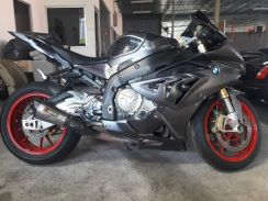 2011 BMW S1000RR super bike