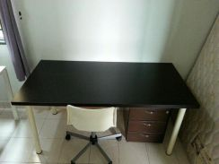 Good Condition Ikea Wooden Table