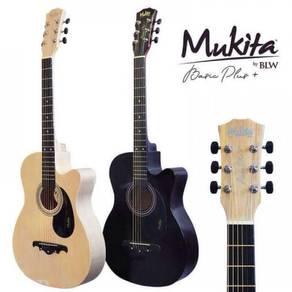 Gitar Kapok Mukita Basic Plus - FREE Bag - 6/2018