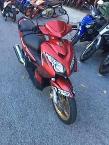 Yamaha nouvo S 115