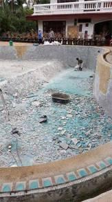 Repair Swimming Pool