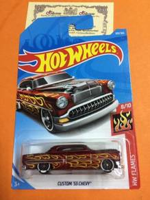 HW - CUSToM 53 CHEVY 8/10