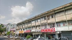 Pudu Ulu Shop Lot EndLot Cheras Facing Main Road Below Bank Value