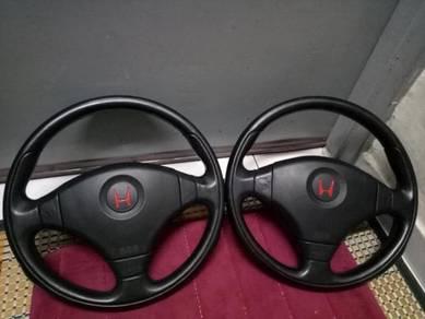 Steering momo honda ek9 es ek4 eg6 cf4 s86 dc5