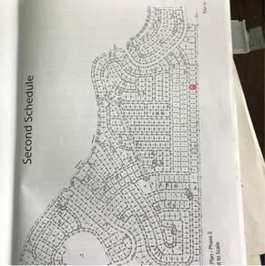 Bukit Mahkota Phase 2 Bungalow lot